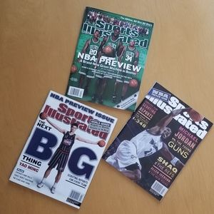 Sports Illustrated NBA Preview 01, 02 & 07